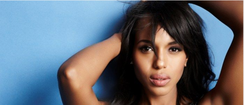 If Maybe Baby were ever made into a movie, I'd want Kerry Washington to play Laney.
