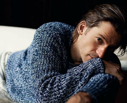 If Maybe Baby were ever made into a movie, I'd want Nikolaj Coster-Waldau to play Mads.