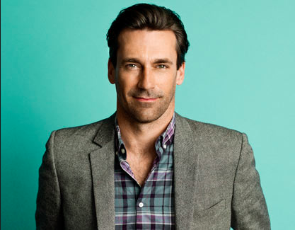 If Maybe Baby were a movie, I'd want Jon Hamm to play Niklas.