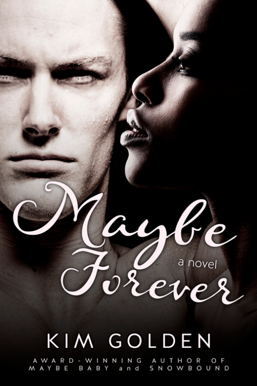 Cover of Maybe Forever