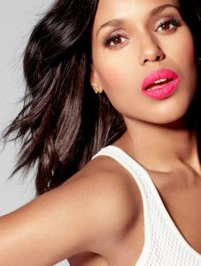 Actress Kerry Washington, inspiration for Laney in the Maybe... series.