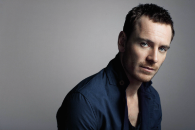 Actor Michael Fassbender -- who has become the inspiration for both Gus and Max.