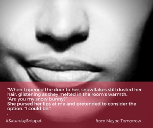 Saturday Snippet-2