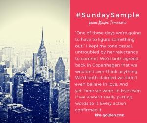 #SundaySample